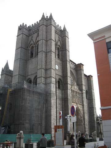 134 Avila, Katedralis